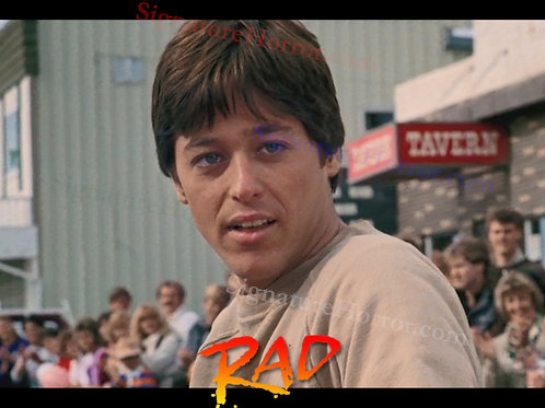 Bill Allen as Cru Jones in RAD - Parade 1 - 8X10
