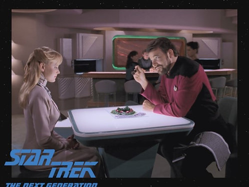 Lisa Wilcox - Star Trek: TNG - A La Yuta - 8X10