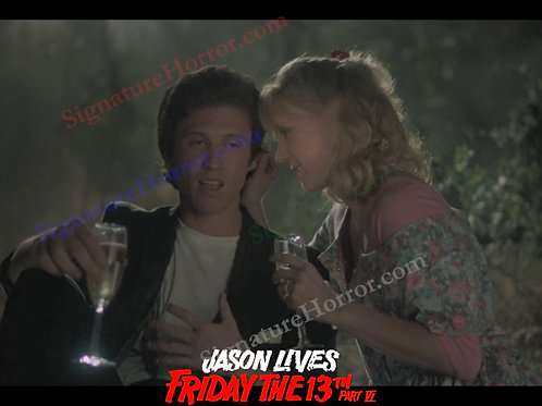 Cynthia Kania - Friday the 13th Part VI - Romance in the Woods - 8X10