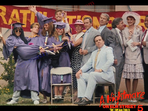 Lisa Wilcox - NOES 5: The Dream Child - Graduation 10 - 8X10