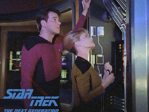 Brooke Bundy - Star Trek: TNG - Override 2 - 8X10