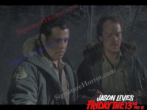 Vinny Guastaferro - Friday the 13th Part VI - Crime Scene 7 - 8X10