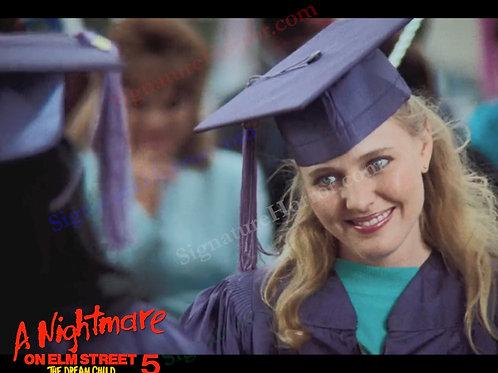 Lisa Wilcox - NOES 5: The Dream Child - Graduation 1 - 8X10