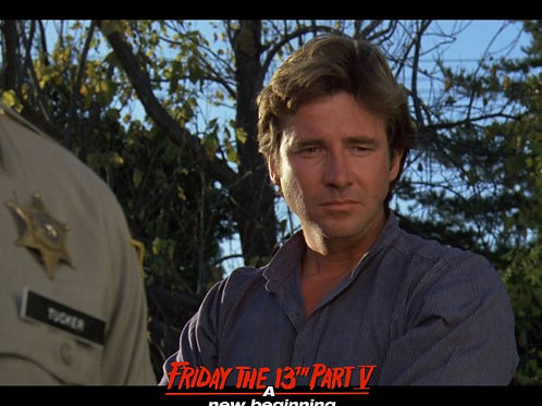 Richard Young as Matt Friday the 13th Part 5 - Joey's Gone 8X10