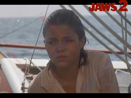 Donna Wilkes - Jaws 2 - Worried for Mike 4 - 8X10