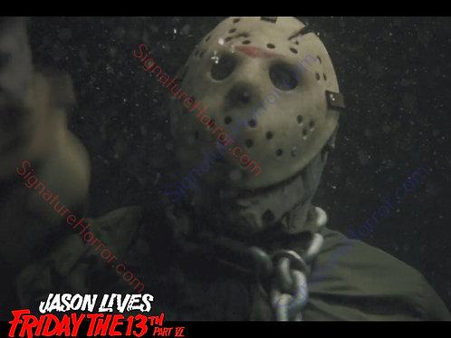 C.J. Graham - Jason Lives: Friday the 13th Part VI - Underwater 10