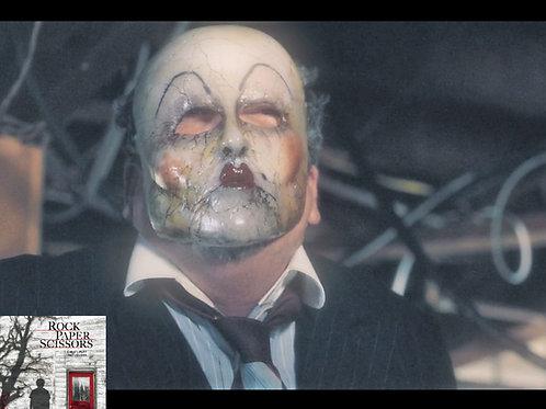 John Dugan Rock Paper Scissors - Mask On - 8X10
