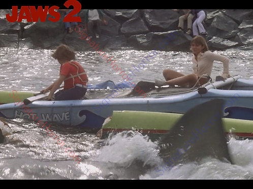 Donna Wilkes - Jaws 2 - Final Attack 7 - 8X10