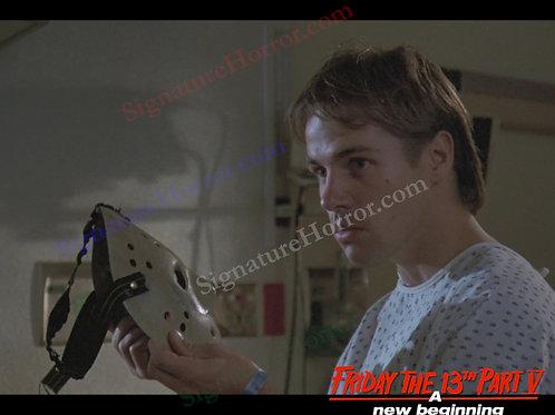 John Shepherd - Friday the 13th Part V - Hospital 16 - 8X10