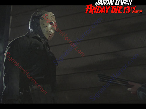 C.J. Graham - Jason Lives: Friday the 13th Part VI - Shotgun 1