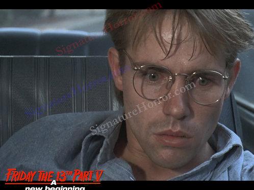 John Shepherd - Friday the 13th Part V - Arrival 3 - 8X10