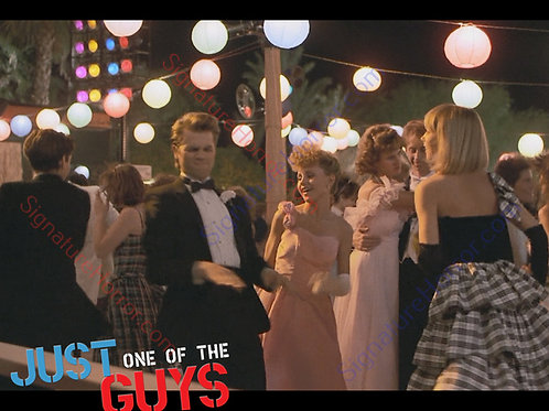 Deborah Goodrich - Just One Of The Guys - Prom 2 - 8X10