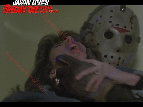 C.J. Graham - Jason Lives: Friday the 13th Part VI - RV 4