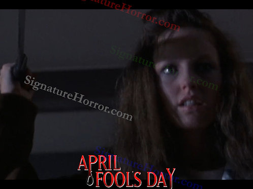 Deborah Foreman - April Fool's Day - Buffy Solo 7 - 8X10