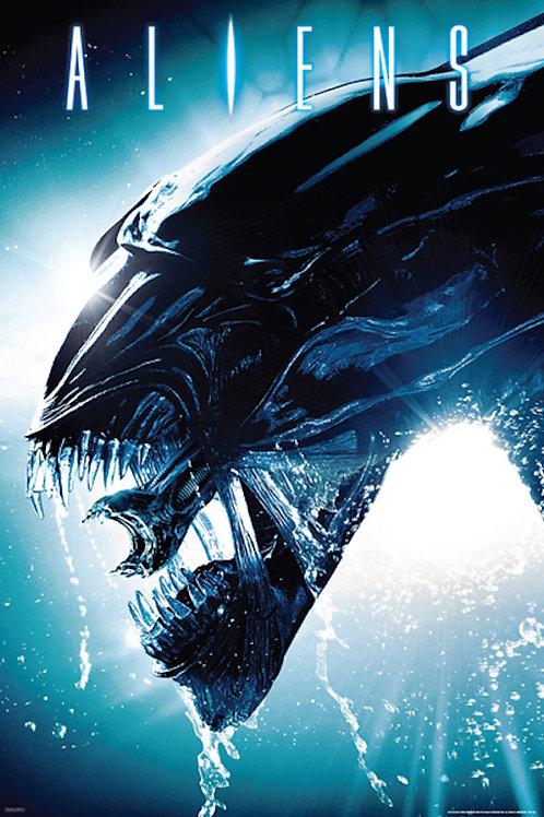 "Aliens 24""X36"" Poster"