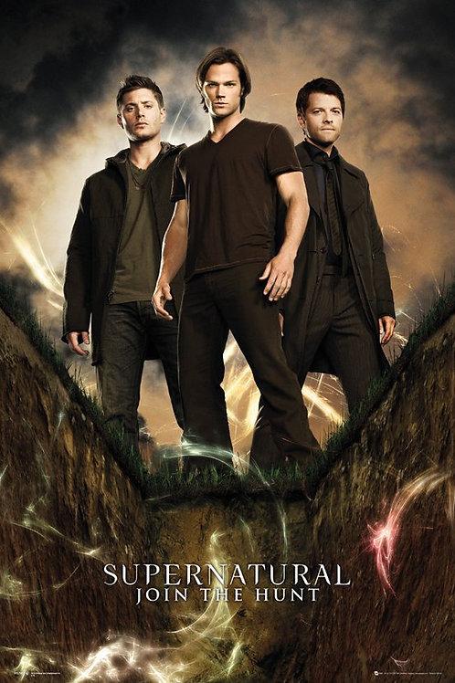 "Supernatural  24""X36"" Poster"