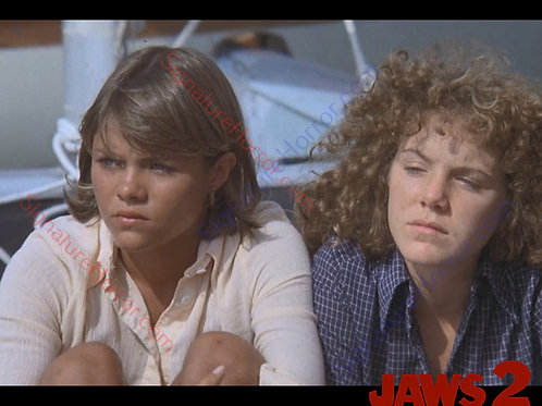 Donna Wilkes - Jaws 2 - Stranded 1 - 8X10