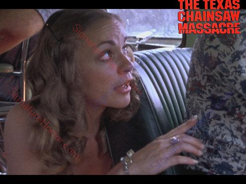 Teri McMinn Texas Chainsaw Massacre - Van 3 - 8X10