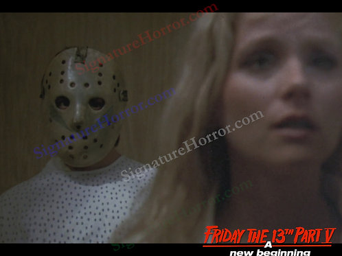 John Shepherd - Friday the 13th Part V - Hospital 18 - 8X10