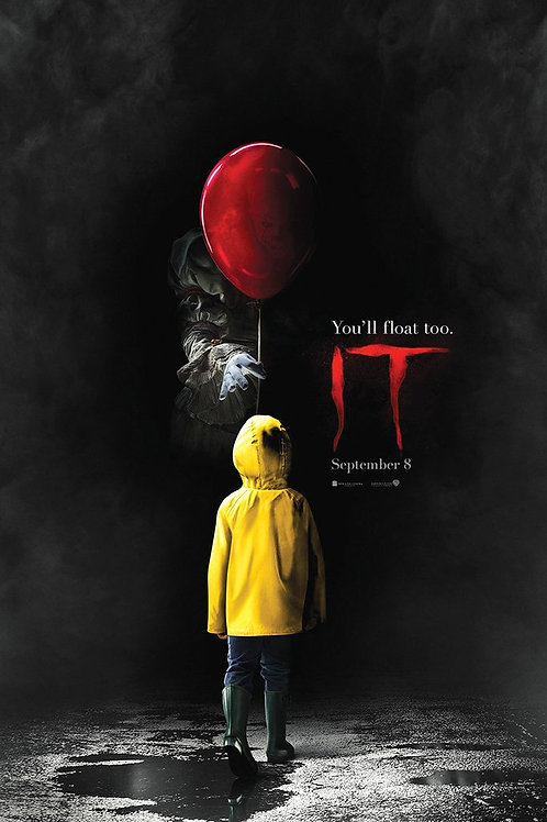 "IT 24""X36"" Poster"