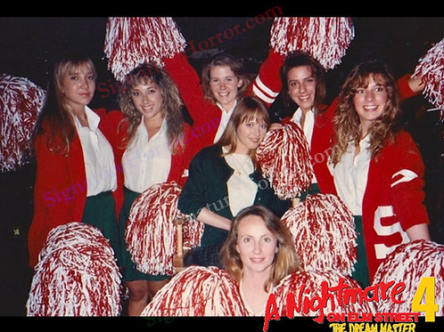 Lisa Wilcox - NOES 4: The Dream Master - Cheer Squad - 8X10