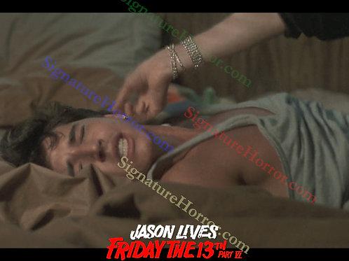 Tom Fridley - Jason Lives: Friday the 13th Part VI - RV Fun 3 - 8X10