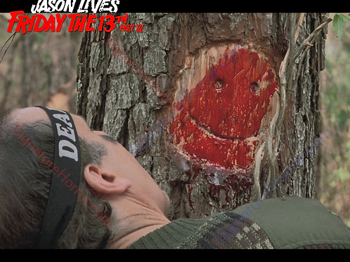 C.J. Graham - Jason Lives: Friday the 13th Part VI - Smiley 1