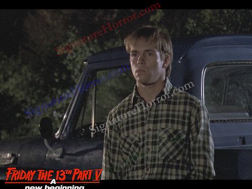 John Shepherd - Friday the 13th Part V - Trailer Park 3 - 8X10