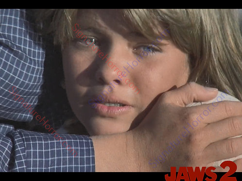 Donna Wilkes - Jaws 2 - Breakdown 5 - 8X10