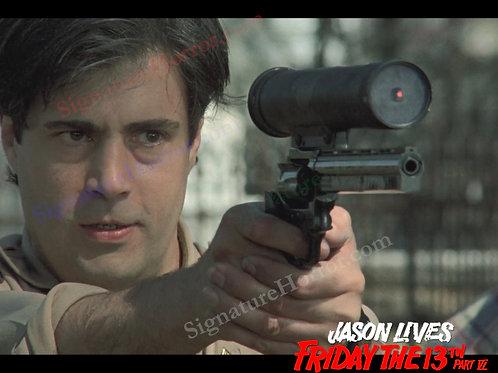 Vinny Guastaferro - Friday the 13th Part VI - Red Dot 5 - 8X10