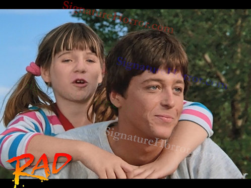 Bill Allen as Cru Jones in RAD - Siblings 2 - 8X10