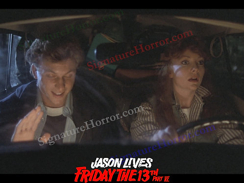 Nancy McLoughlin - Friday the 13th Part VI - Driving 3 - 8X1