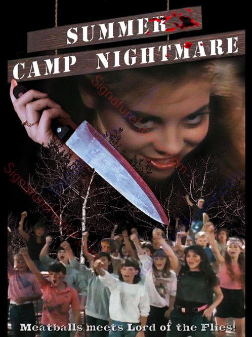 Tom Fridley - Summer Camp Nightmare - 8X10