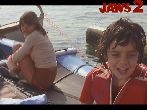Donna Wilkes - Jaws 2 - The End 1 - 8X10