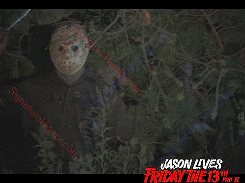 C.J. Graham - Jason Lives: Friday the 13th Part VI - Flashlight 1 - 8X10