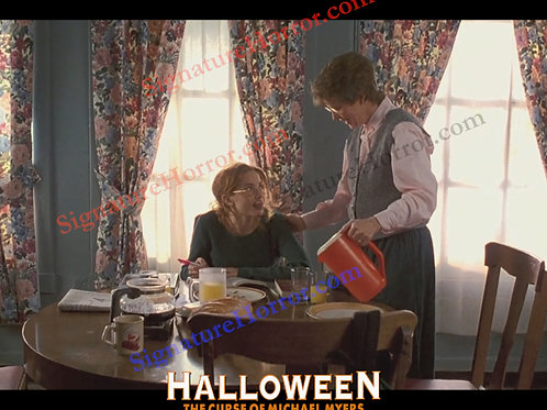 Marianne Hagan - Halloween 6 - Breakfast with Mom - 8X10