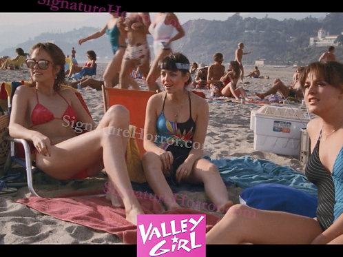 Deborah Foreman - Valley Girl - Beach 2 - 8X10