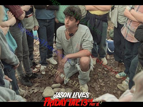 Tom Fridley - Jason Lives: Friday the 13th Part VI - Rocks 1 - 8X10