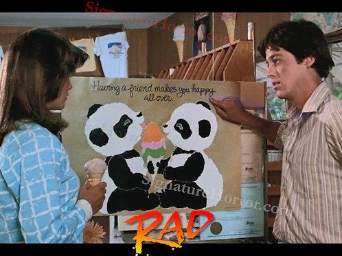 Bill Allen as Cru Jones in RAD - Friends 1 - 8X10