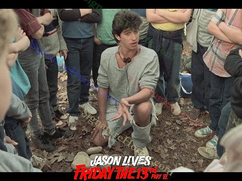 Tom Fridley - Jason Lives: Friday the 13th Part VI - Rocks 2 - 8X10