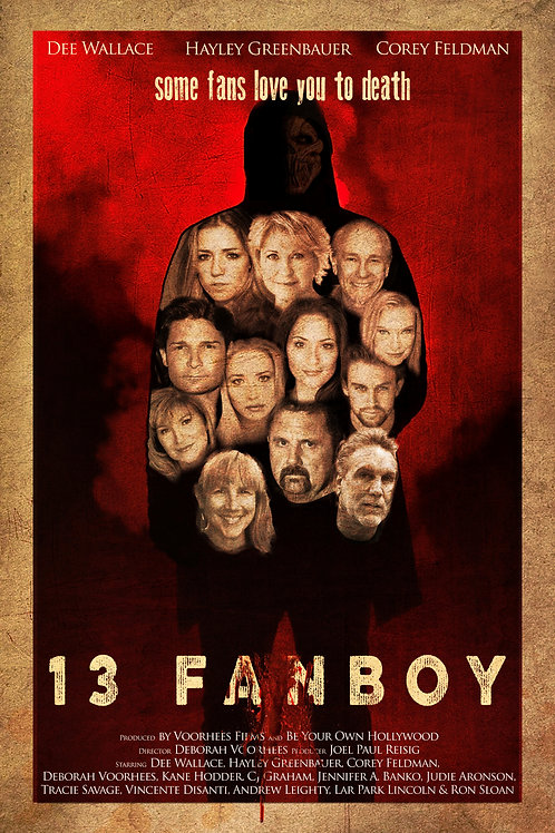 11X17 - 13 Fanboy Movie Poster
