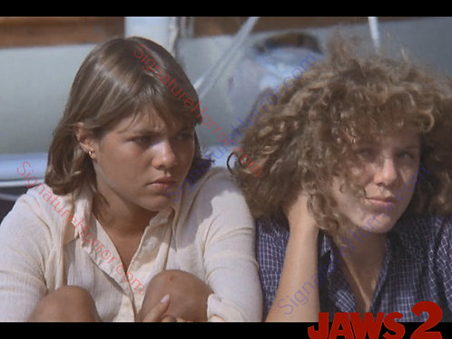 Donna Wilkes - Jaws 2 - Stranded 6 - 8X10