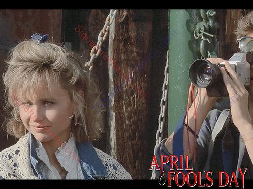 Deborah Goodrich - April Fool's Day - Ferry 7 - 8X10
