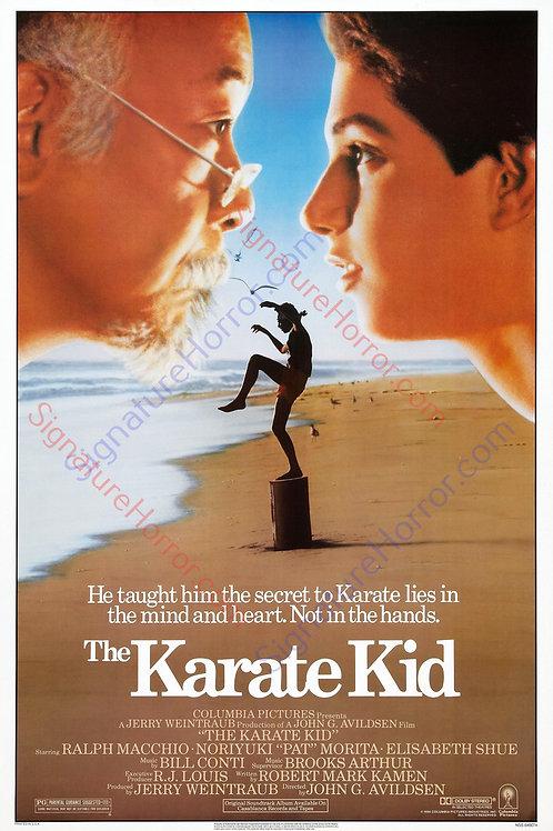 Tom Fridley - The Karate Kid - 11X17