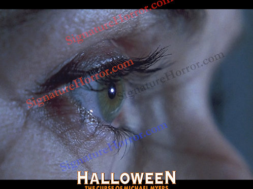 Marianne Hagan - Halloween 6 - Eye Closeup - 8X10