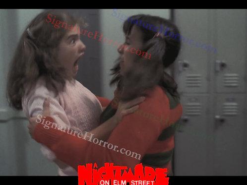 Leslie Hoffman - Nightmare on Elm Street - Nancy Crash - 8X10