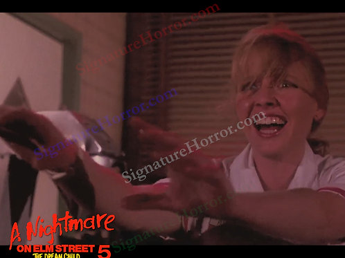 Lisa Wilcox - NOES 5: The Dream Child - Diner 5 - 8X10