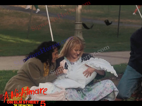 Lisa Wilcox - NOES 5: The Dream Child - Happy Ending 2 - 8X10