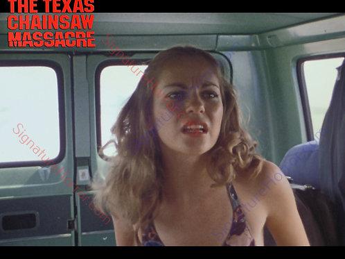 Teri McMinn Texas Chainsaw Massacre - Van 7 - 8X10