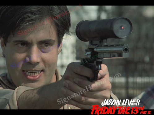 Vinny Guastaferro - Friday the 13th Part VI - Red Dot 7 - 8X10